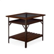 Mercantile Rectangular End Table Product Image