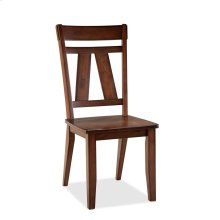 Winslow Farmhouse Cherry Side Chair
