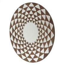Round Wall Mirror