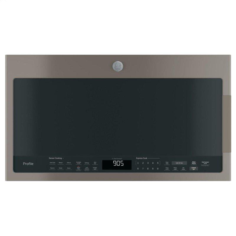 2.1 Cu. Ft. Over-the-Range Sensor Microwave Oven