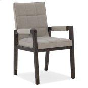 Dining Room Miramar Aventura Cupertino Upholstered Arm Chair