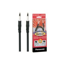 Audio Optical Cable 3.3 ft, Mini-plug to Mini-plug