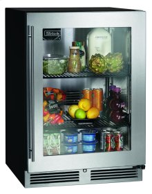 """ONE OF THE BEST FOR LESS - SAVE! - PERLICK 24"""" UNDER COUNTER Refrigerator"""