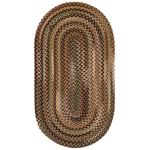 Gramercy Tan Braided Rugs