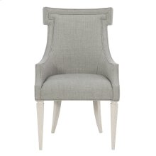 Domaine Blanc Arm Chair in Dove White (374)