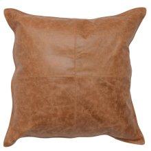 SLD Dumont Leather Chestnut 22x22