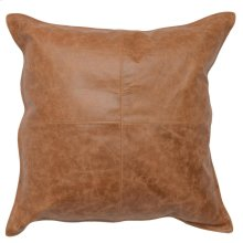 SLD Dumont Leather Chestnut 22x22