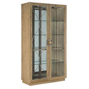 Hooker FurnitureDining Room Novella Ano Nuevo Display Cabinet