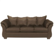 Signature Design by Ashley Darcy Sofa in Cafe Microfiber