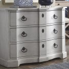 Hughes Grey Artisanal Hall Chest Product Image