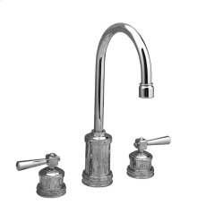 Bastide Widespread Lavatory Faucet