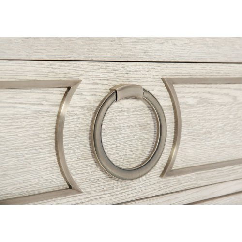 Domaine Blanc Chest in Dove White (374)