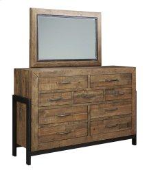Sommerford - Brown 2 Piece Bedroom Set