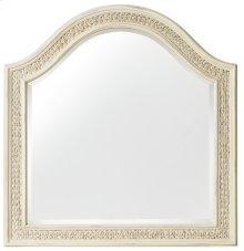 Bedroom Sandcastle Mirror w/Sea Grass