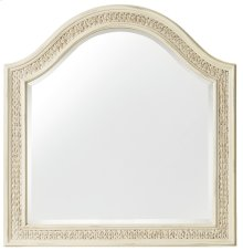 Bedroom Sandcastle Mirror w/Sea Grass