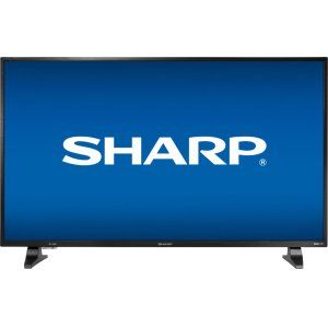 "Sharp43"" Class (42.5"" diag.) FHD Sharp Roku TV"