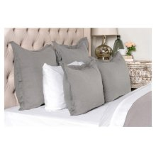 Harlow Gray 3Pc King Set