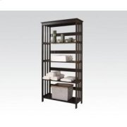 Espresso Bathroom Rack Product Image