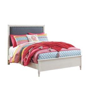 Ashley Furniture Faelene - Chipped White 3 Piece Bed Set (Full)