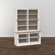 "Bella 60"" Library Bookcase"