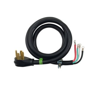 Whirlpool4' 4-Wire 40 amp Power Cord