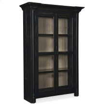 Dining Room Ciao Bella Display Cabinet- Black