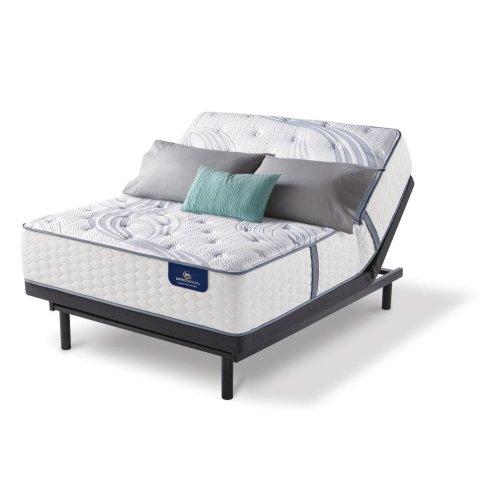 Perfect Sleeper - Elite - Delevan - Tight Top - Luxury Firm - Queen