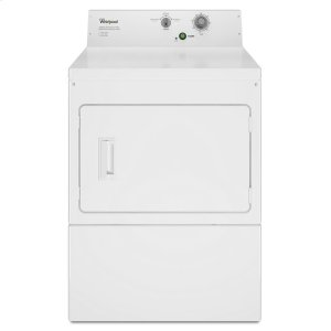 WhirlpoolCommercial Electric Super-Capacity Dryer, Non-Coin