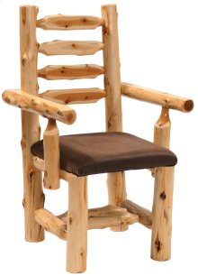 Cedar Upholstered Arm Chair - Standard Fabric