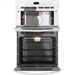 """GE ®27"""" Built-In Combination Microwave/oven"""