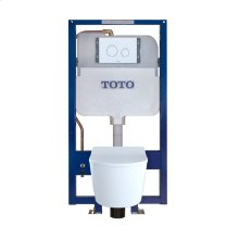 RP Wall-Hung Toilet & In-Wall Tank System - 1.28/0.9 GPF - White