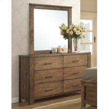 Drawer Dresser - Satin Mindi Finish