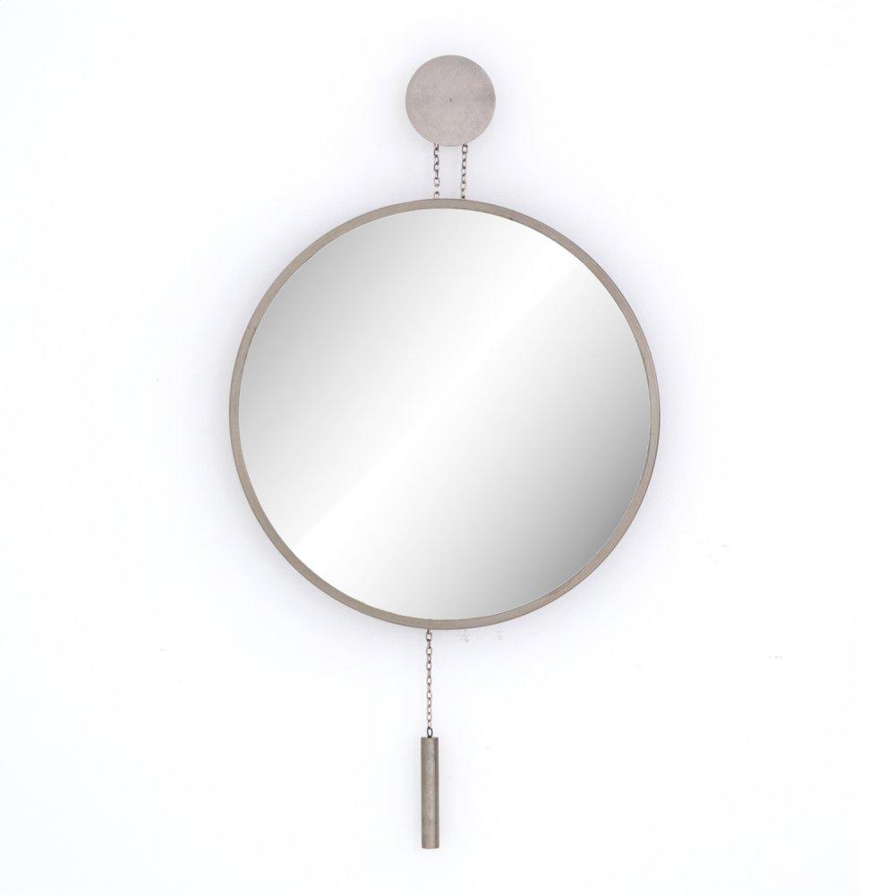 Skyler Mirror-antique Pewter
