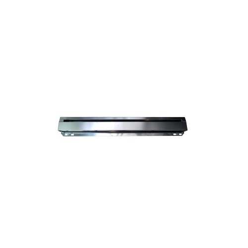 """4"""" Backguard for 30"""" Ranges Stainless Steel"""
