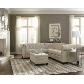 Roy Oatmeal Sectional