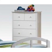Wh 5-drawer Chest Product Image