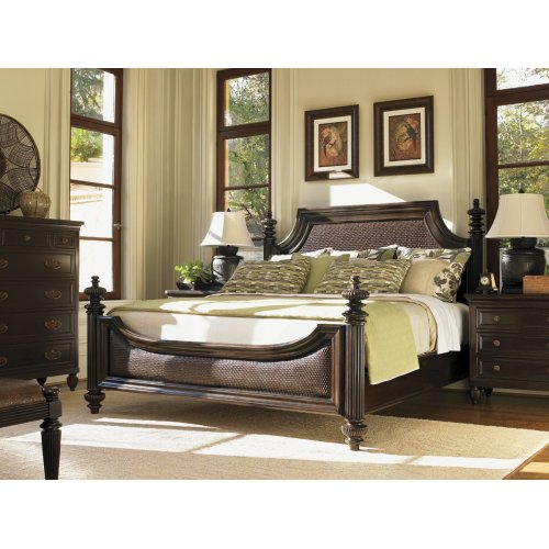 Harbour Point Bed King Headboard