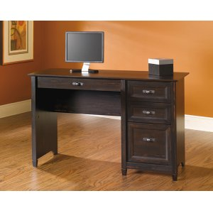 SauderPedestal Desk