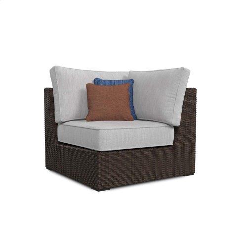 Corner with Cushion (1/CN)