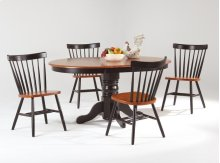 Single Pedestal Table