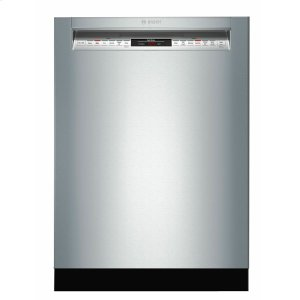 Bosch800 Series Dishwasher 24'' Stainless steel, XXL SHE878ZD5N