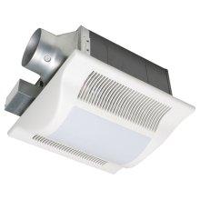WhisperFit-Lite 80 CFM Low Profile Ventilation Fan with Light