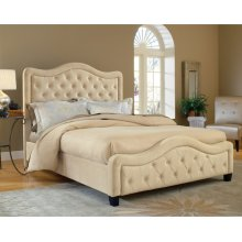 Trieste Queen Bed Set Buckwheat