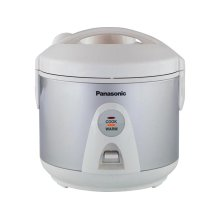 Automatic Rice Cooker with Steaming Feature