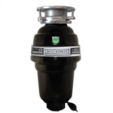1 1/4 Horsepower Continuous Feed Disposal with Industry Standard 3 Bolt Mount System