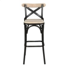 Powell Bar Stool Antique White