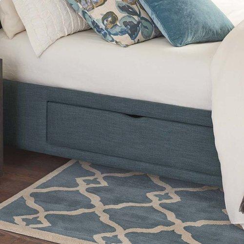 Custom Uph Beds Manhattan Queen Rectangular Bed