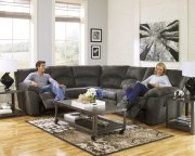 LAF Reclining Loveseat Product Image