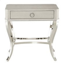 Criteria Nightstand in Heather Gray (363)
