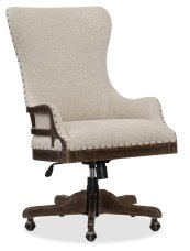 Home Office Roslyn County Deconstructed Tilt Swivel Chair